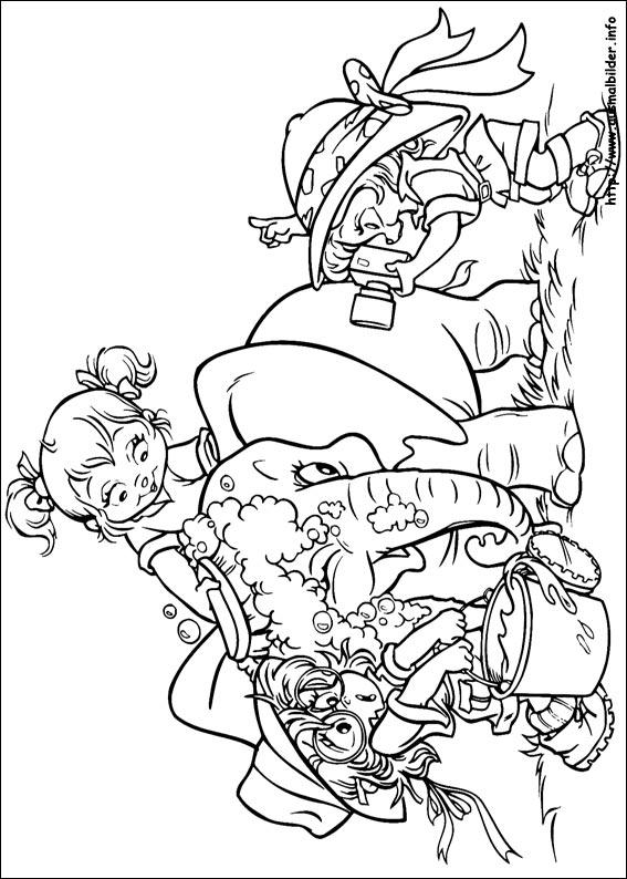 Alvin und die chipmunks malvorlagen