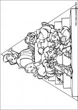 ausmalbilder von alvin und die chipmunks zum drucken