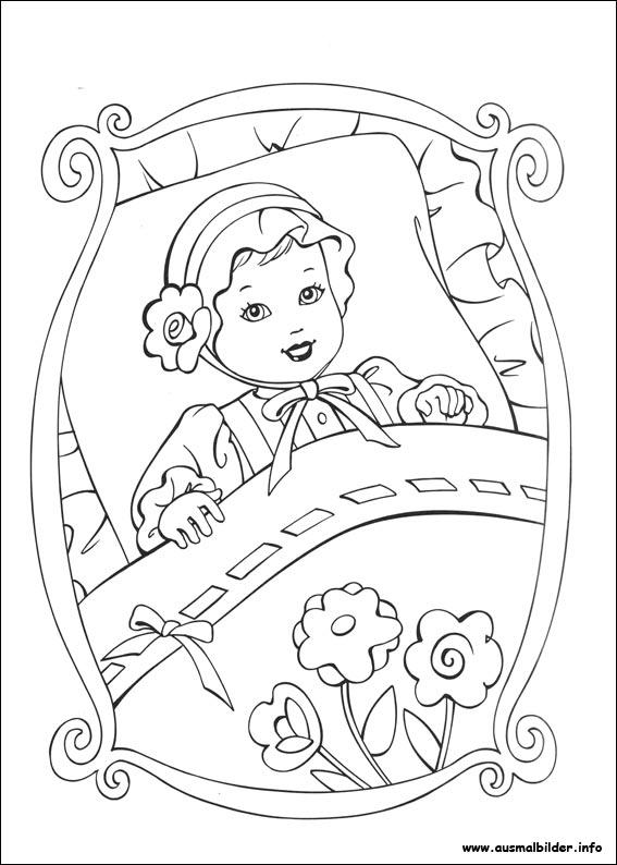 Ausmalbilder Info Prinzessin ~ Die Beste Idee Zum Ausmalen von Seiten