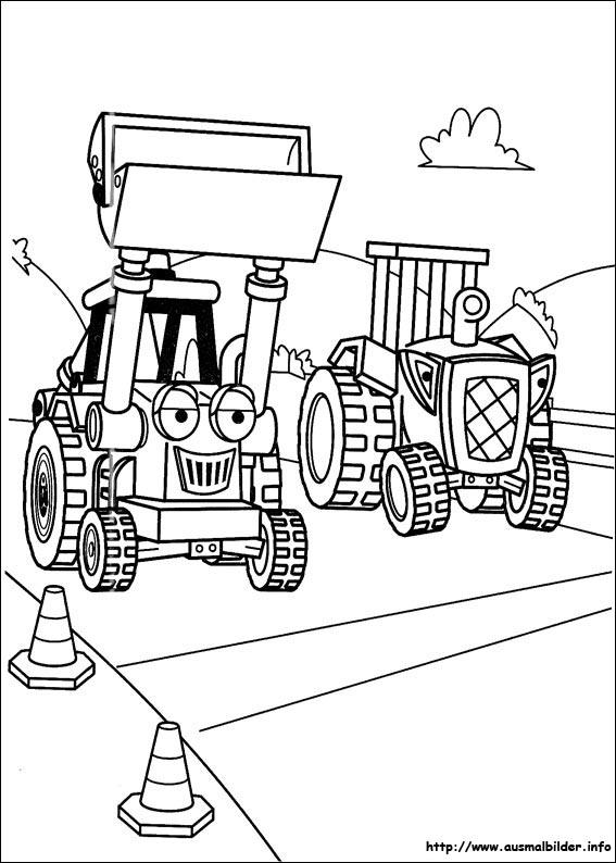 Bob Der Baumeister Spielzeug Zum Fleissigen Handwerker