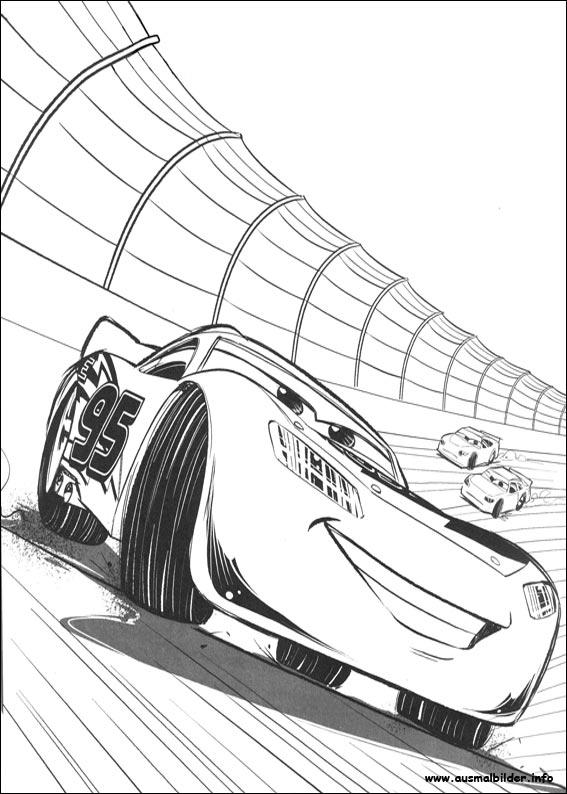 ausmalbilder cars 3  malvorlagen