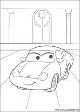 ausmalbilder von cars zum drucken