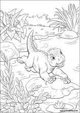 Ausmalbilder von Dinosaur zum Drucken