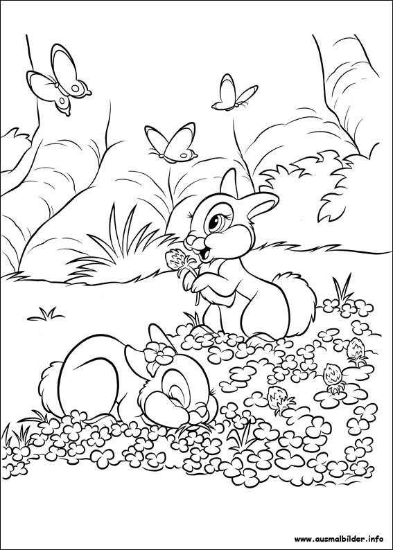 Disney Bunnies malvorlagen