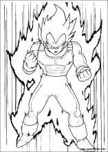 Ausmalbilder Von Dragon Ball Z Zum Drucken