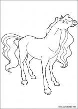 Paard Pepper Kleurplaat Ausmalbilder Von Horseland Zum Drucken