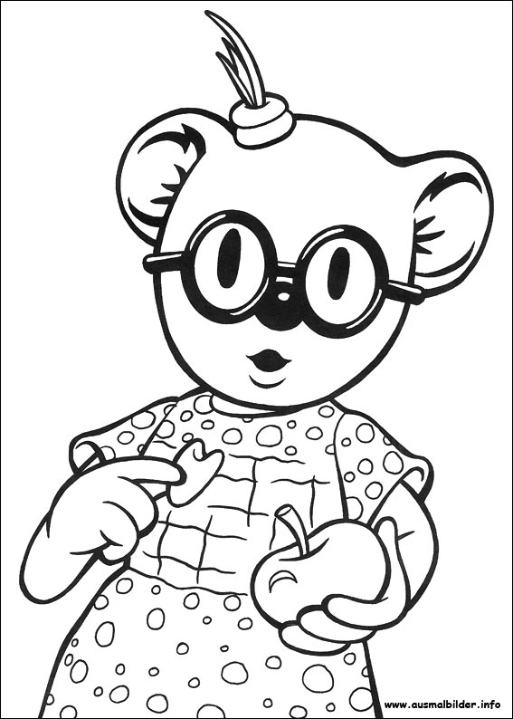 Coloring Pages Koala Brothers