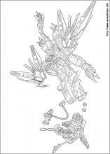 Ausmalbilder Von Lego Ninjago Zum Drucken