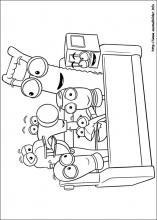 Ausmalbilder von Meister Manny's Werkzeugkiste zum Drucken
