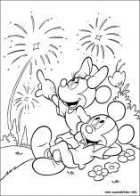 Ausmalbilder Von Micky Maus Zum Drucken