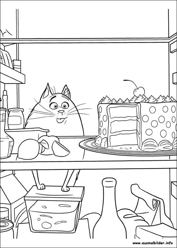 Pets malvorlagen