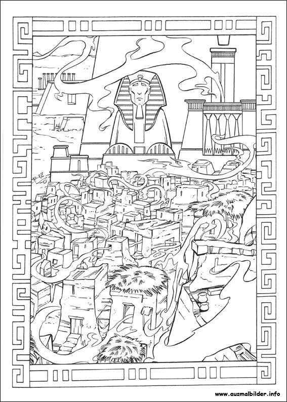 Beste Alte ägypten Malvorlagen Zum Ausdrucken Zeitgenössisch ...