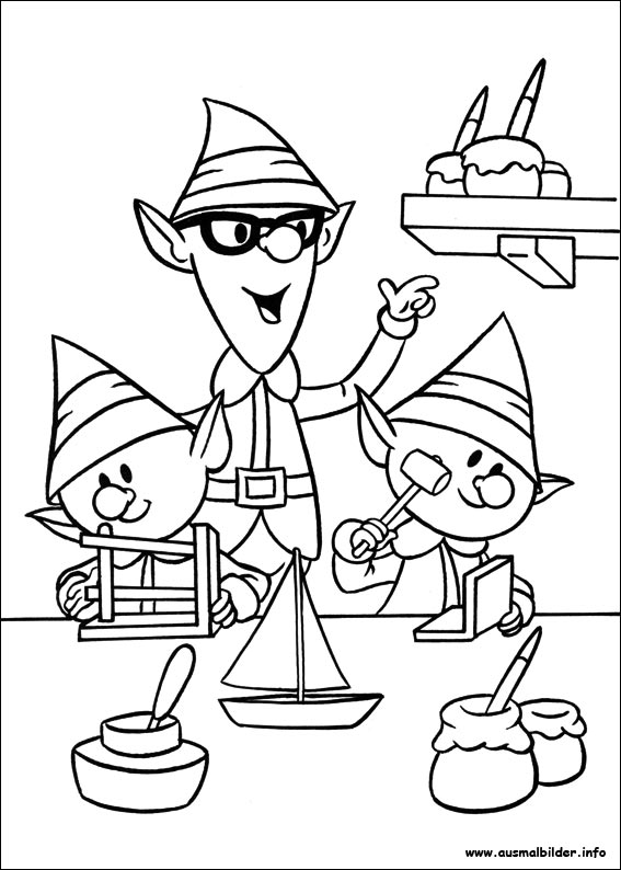 Pic Of Misfit Toys To Coloring Pages
