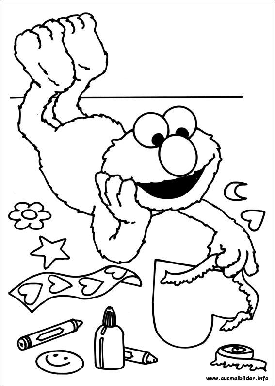 Forever Friends Beertjes Kleurplaten Sesamstrae Malvorlagen