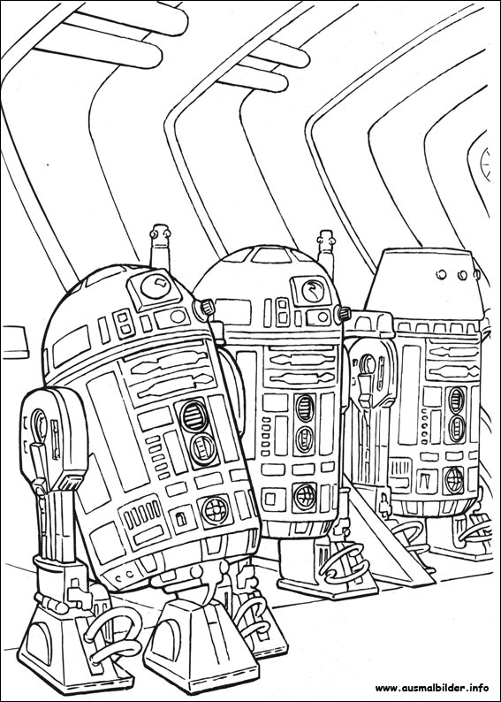 Atemberaubend Lego Star Wars Malbuch Ideen - Framing Malvorlagen ...