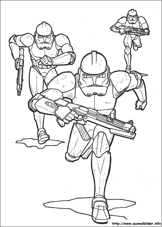 Malvorlagen Kostenlos Star Wars Star Wars Malvorlagen