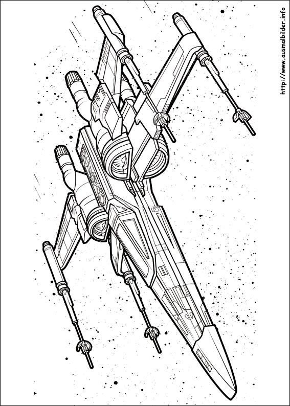 Schön Malbuch Star Wars Fotos - Framing Malvorlagen ...