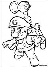 Ausmalbilder Von Super Mario Bros Zum Drucken