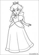 Ausmalbilder von Super Mario Bros. zum Drucken