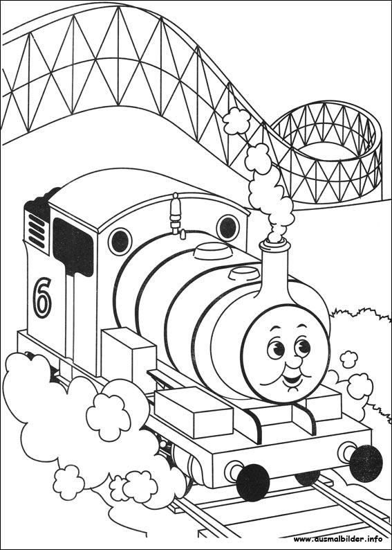Ausgezeichnet Thomas Und Freunde Malvorlagen Percy Bilder - Ideen ...