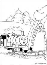Ausmalbilder Von Thomas Und Seine Freunde Zum Drucken