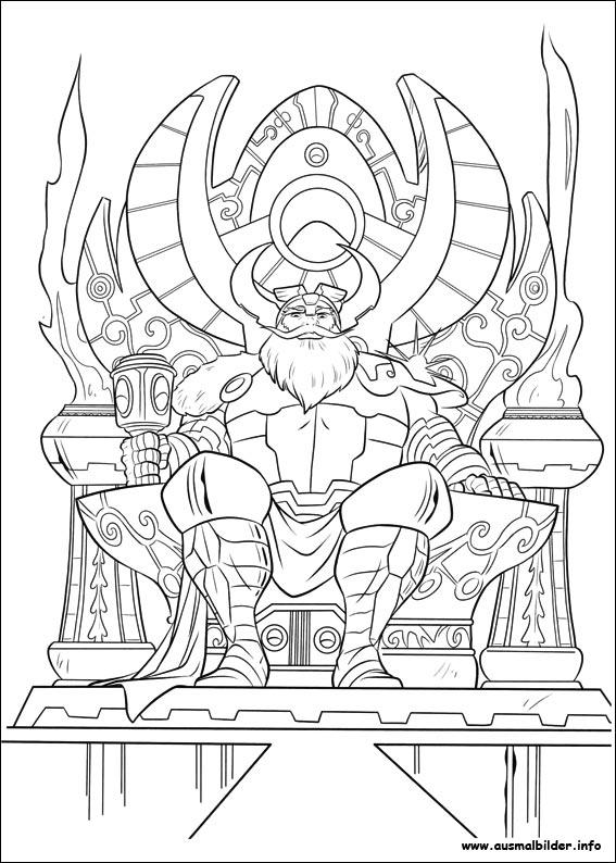 Thor Malvorlagen   heimhifi.com