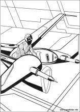 Ausmalbilder von Tron zum Drucken