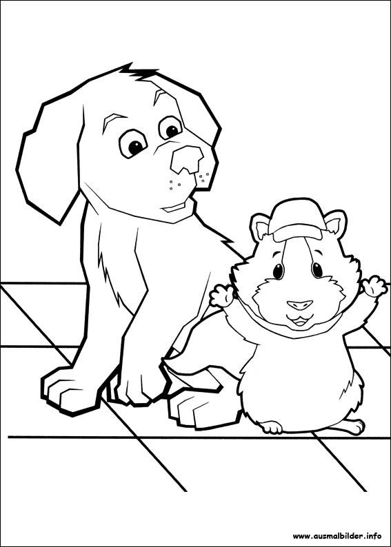 Wonder Pets ! malvorlagen