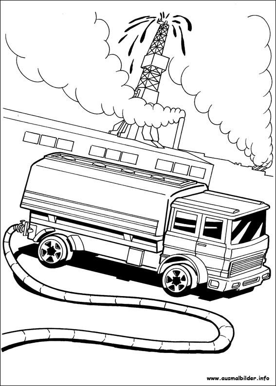 hot wheels malvorlagen