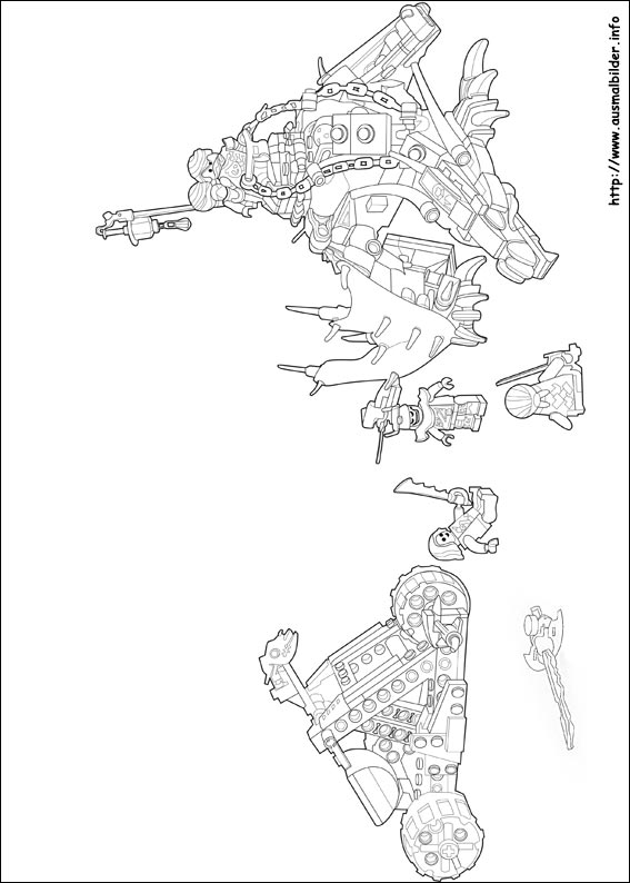 drache lego ninjago ausmalbilder  malvorlagen