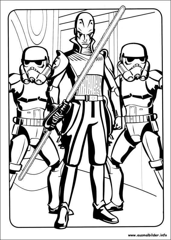 star wars rebels malvorlagen